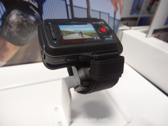 Sony Mini ActionCam Kit Costco 3