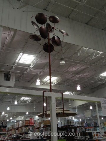 Style Craft Kinetic Wind Sculpture Costco 3