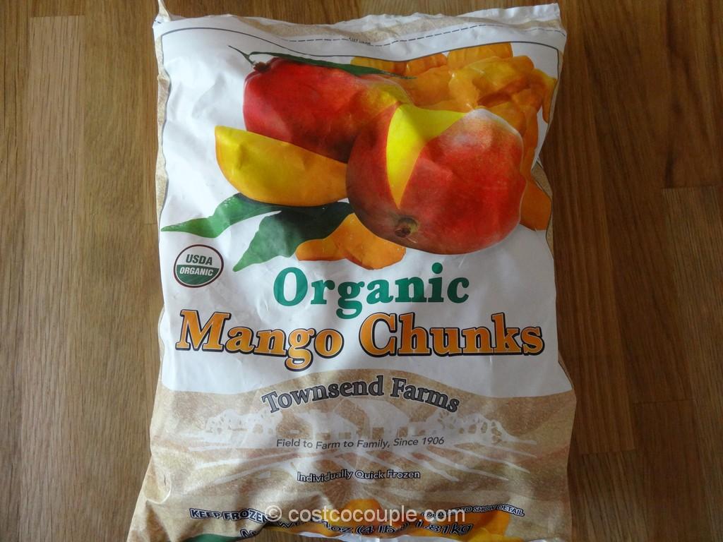 Townsend Farms Organic Mango Chunks Costco 2