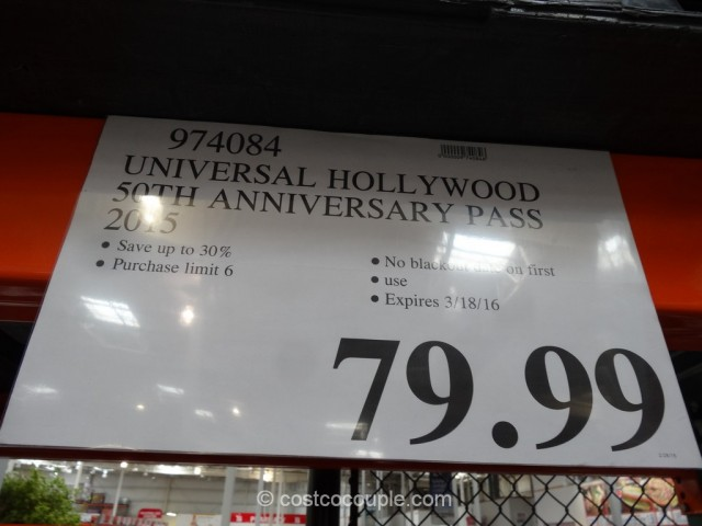 50 Universal Studios Hollywood coupons and promo codes to help save Goodshop works with Universal Studios Hollywood to offer users the best coupon discounts AND makes a donation to your favorite cause when you shop at participating stores.