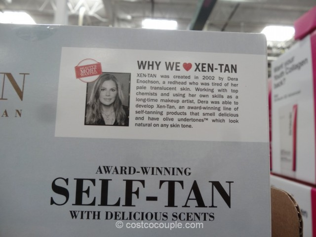 Xen-Tan Self Tanning Kit Costco 3