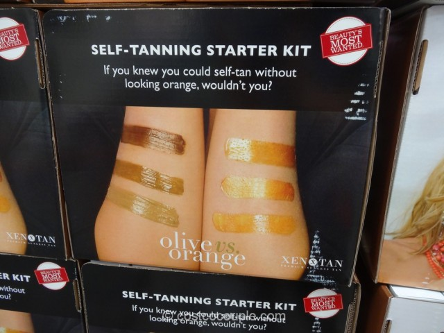 Xen-Tan Self Tanning Kit Costco 5