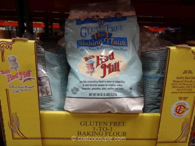 Bobs Red Mill Gluten Free Baking Flour Costco 2