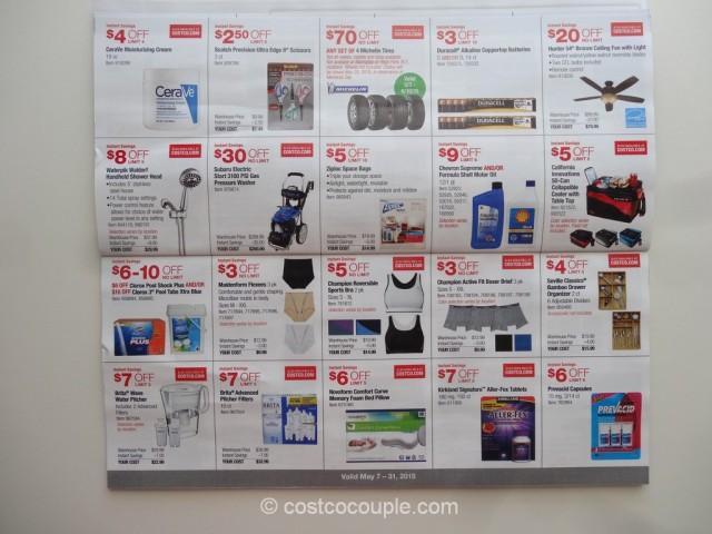 Costco May 2015 Coupon Book 5