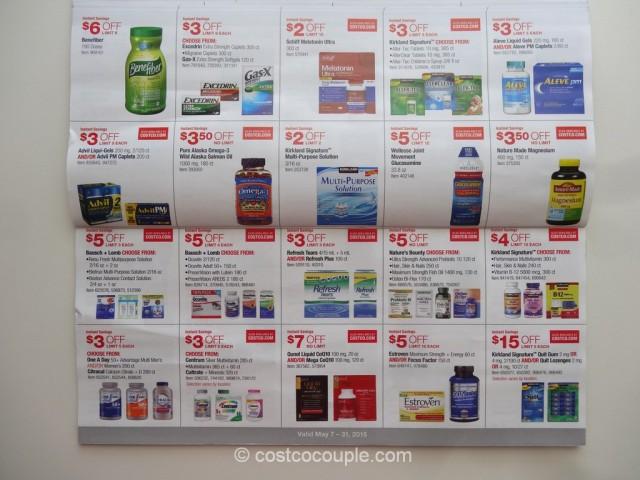 Costco May 2015 Coupon Book 6