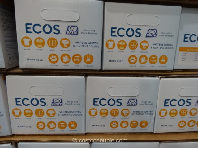Ecos Oxo-Brite Stain Remover Costco 2