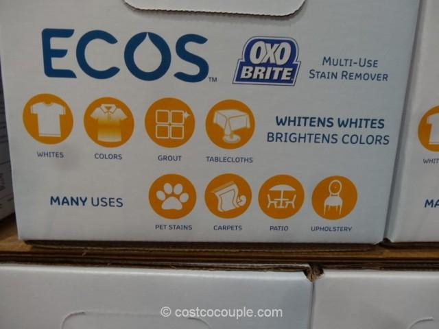Ecos Oxo-Brite Stain Remover Costco 3