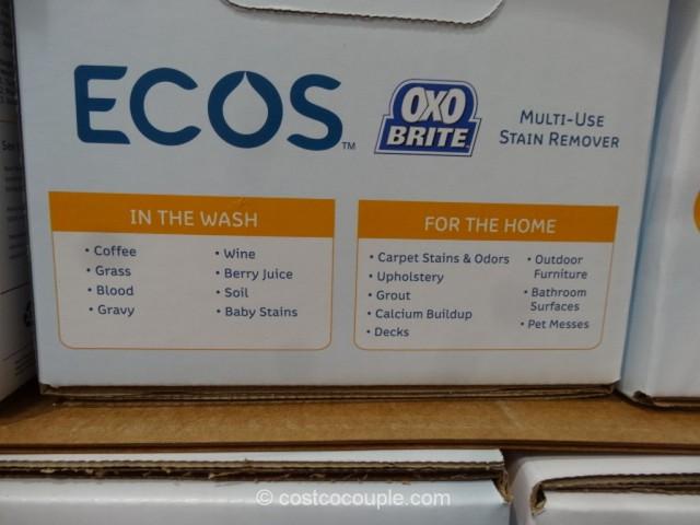 Ecos Oxo-Brite Stain Remover Costco 4