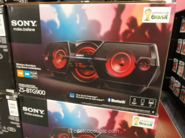 Sony Bluetooth Boombox Costco 3