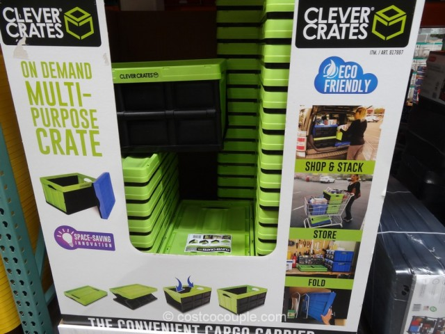 Clever Crates Collapsible Utility Box Costco 3