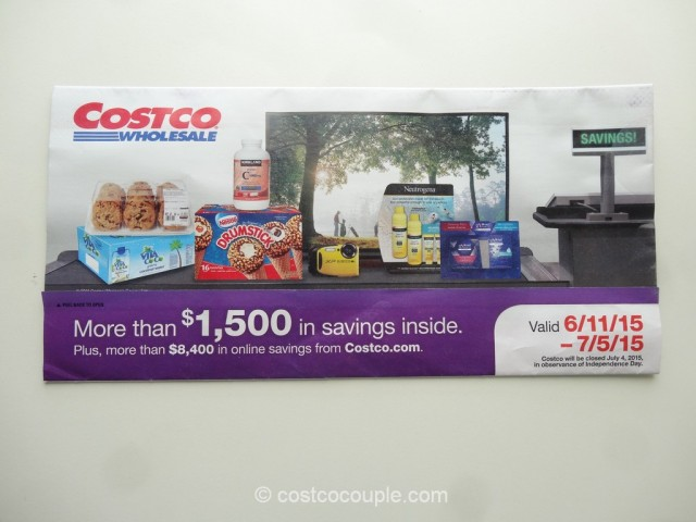 Costco June 2015 Coupon Book 1