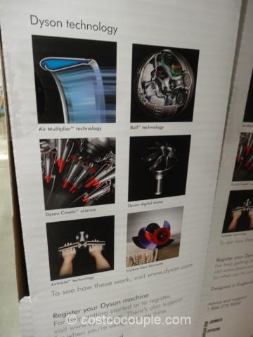 Dyson V6 Motorhead Cordless Stick Vacuum Costco 3