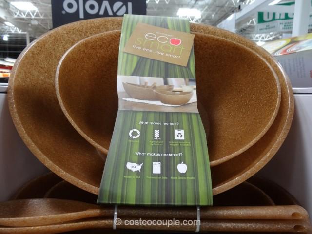 Eco Smart Architec Polyflax Serving Bowl Set