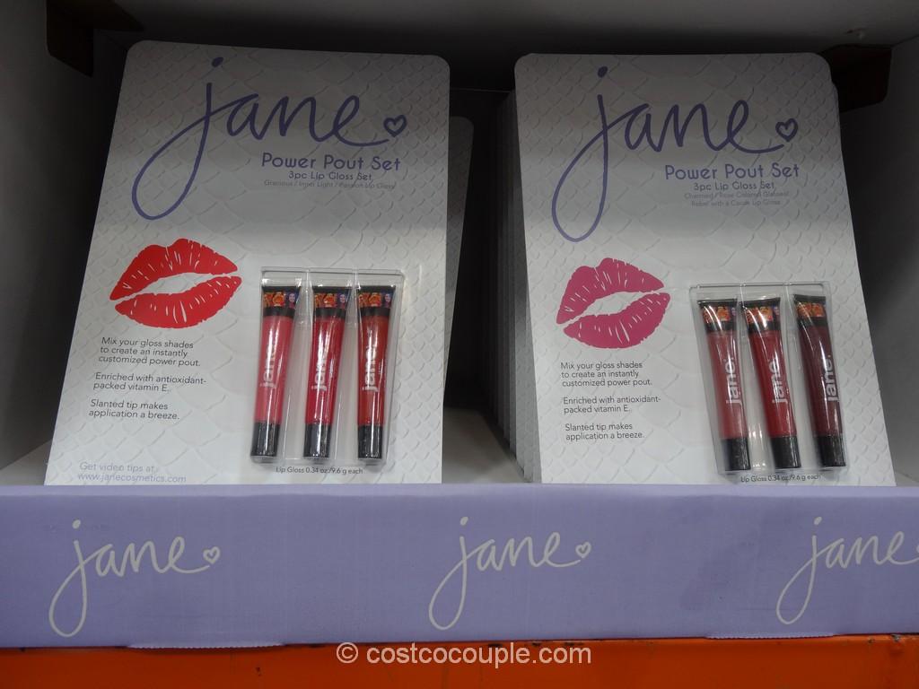 Jane Cosmetics Power Pout Set Costco 2