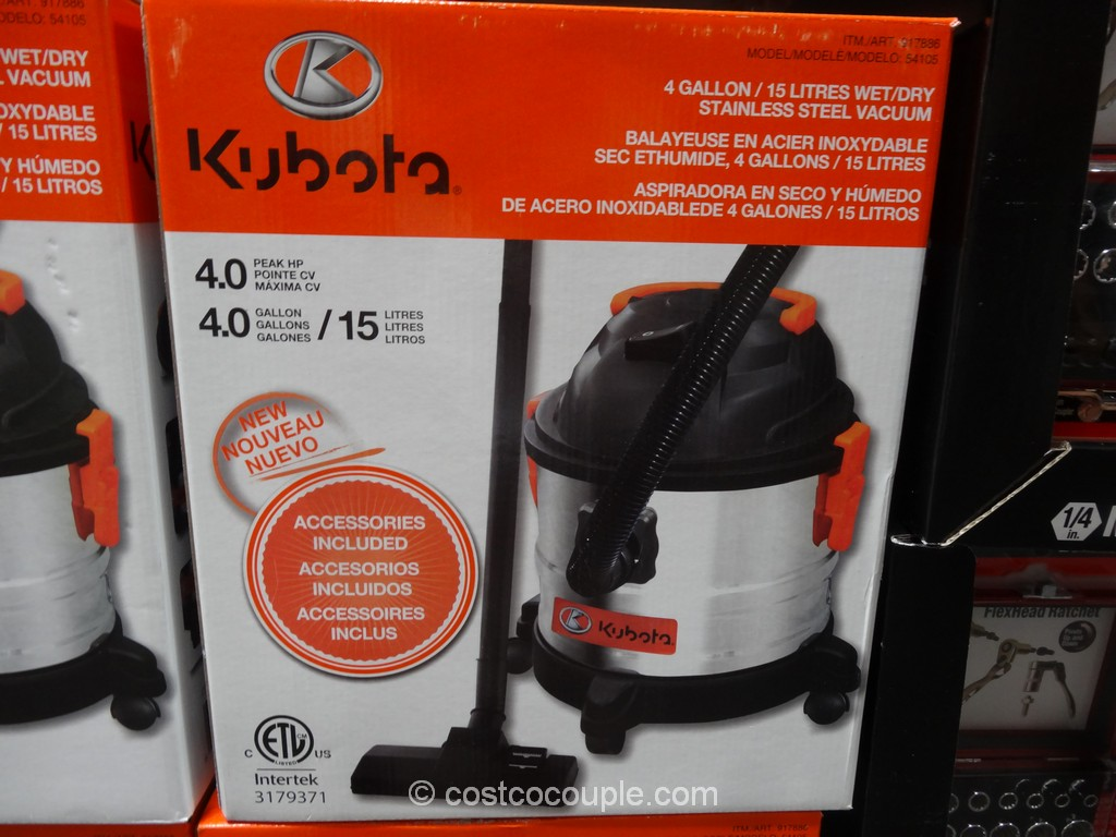 Kubota Wet Dry Vacuum Costco 3