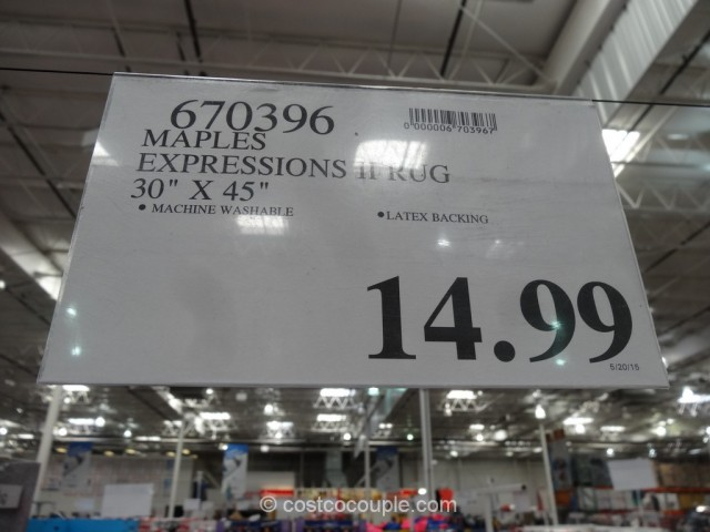 Maples Expressions Accent Rugs Costco 1
