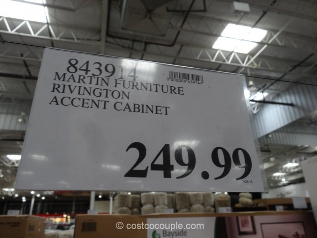 Martin Furniture Rivington Accent Cabinet Costco 1