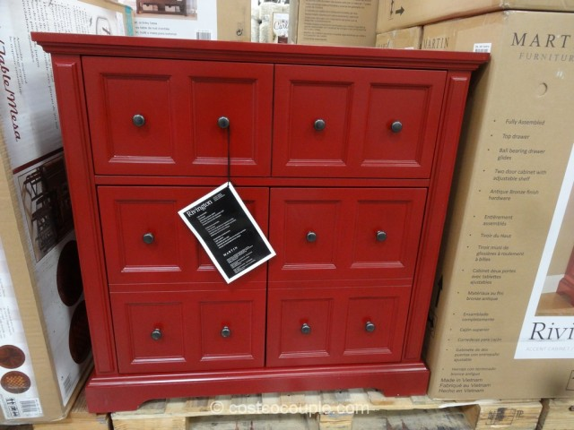 Martin Furniture Rivington Accent Cabinet Costco 2