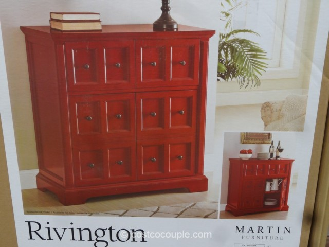 Martin Furniture Rivington Accent Cabinet Costco 3
