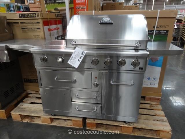 Nxr 7 Burner Gas Grill