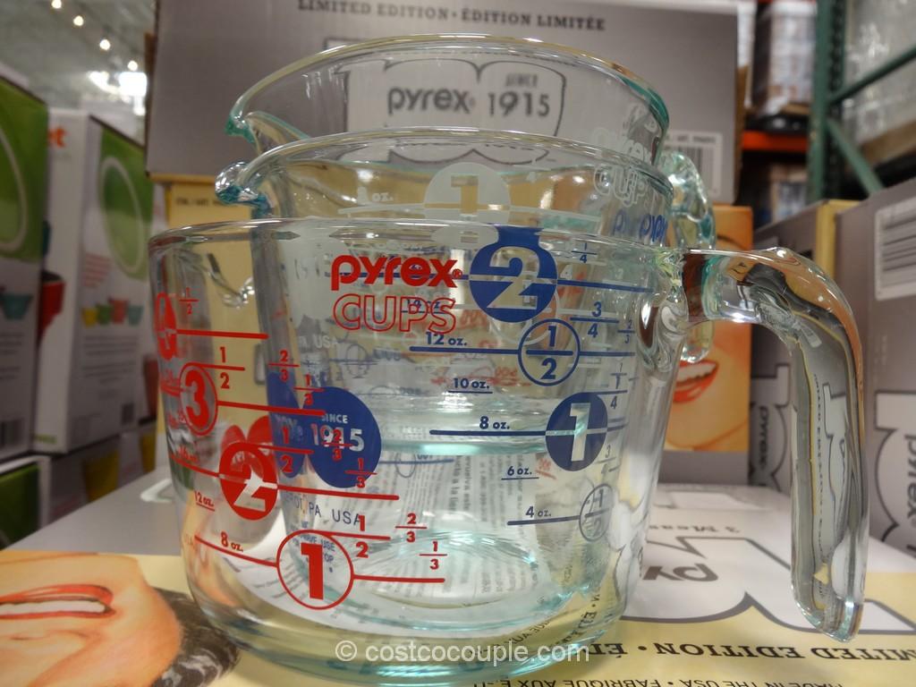 Pyrex Measuring Cups Set Costco 3