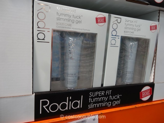 Rodial Super Fit Tummy Tuck Slimming Gel Costco 2