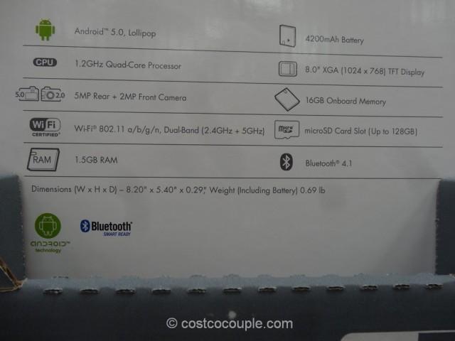 Samsung Galaxy Tab A Costco 4