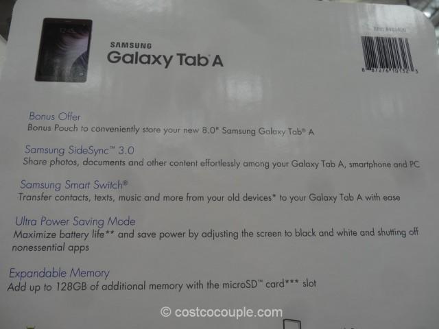 Samsung Galaxy Tab A Costco 5