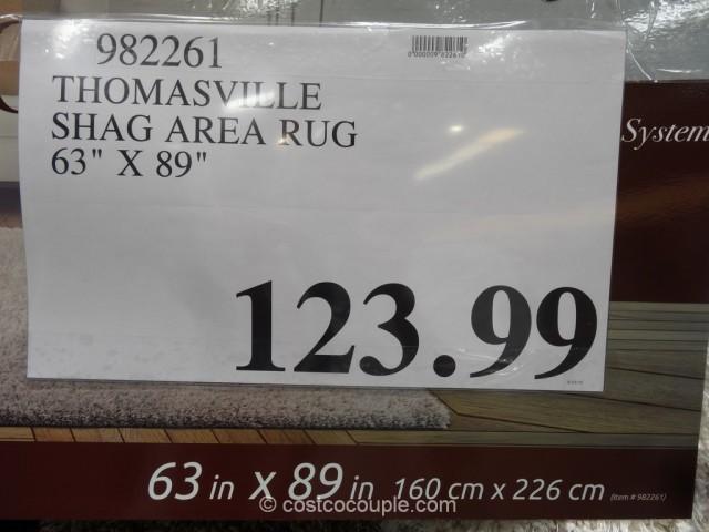 Thomasville Tango Luxury Shag Rug Costco 1