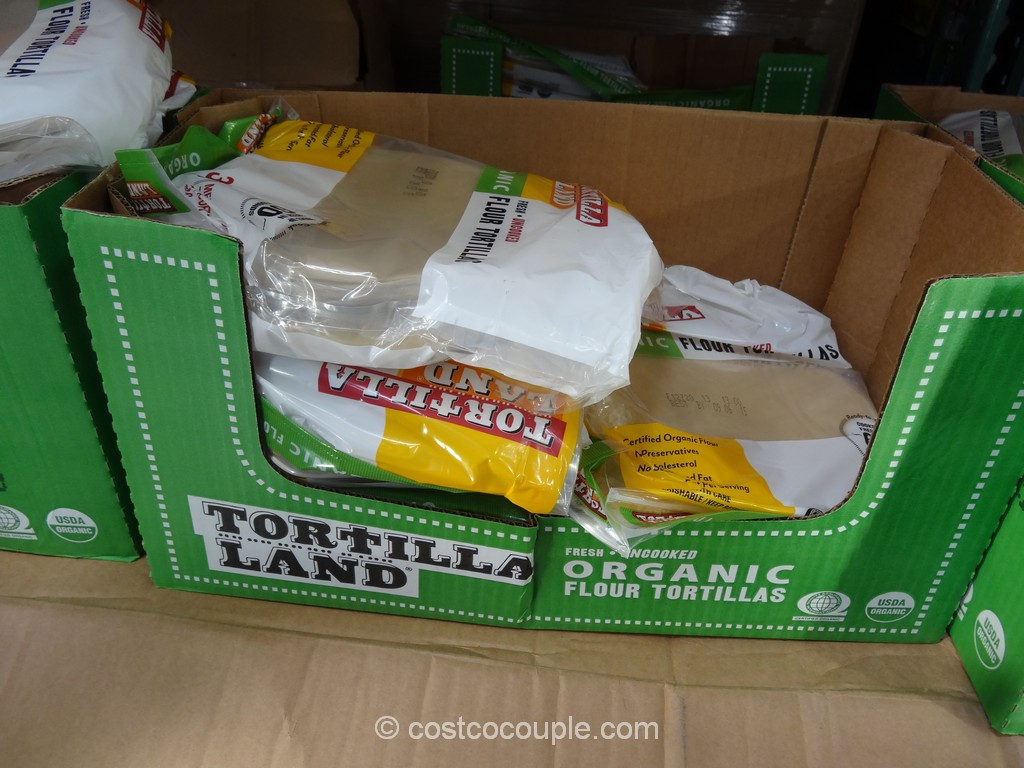 Tortilla Land Organic Uncooked Tortilla Costco 2