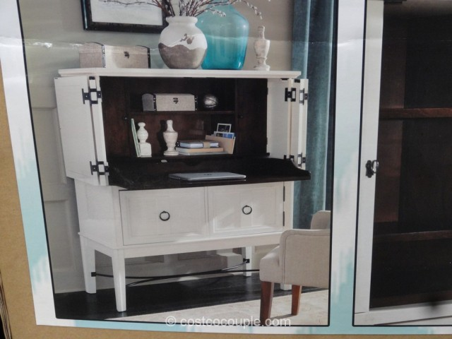 Universal Furniture Secretary Desk Costco 3