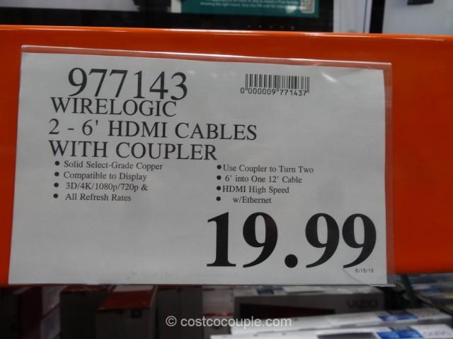 Wirelogic HDMI Cables