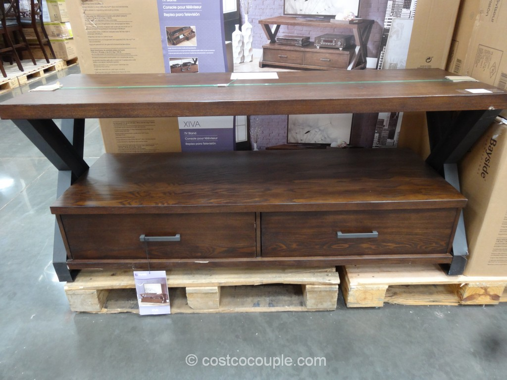 Bayside Furnishings Xiva Table Stand Costco 2