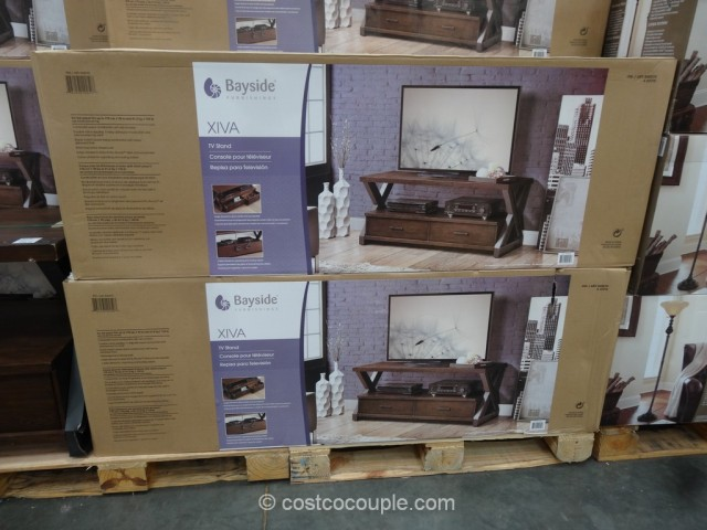 Bayside Furnishings Xiva Table Stand Costco 4