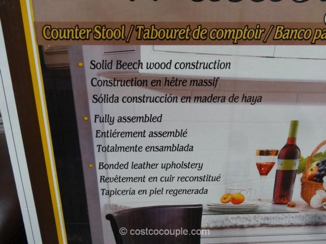 Beechwood Mountain Waldorf Barstool Costco 5
