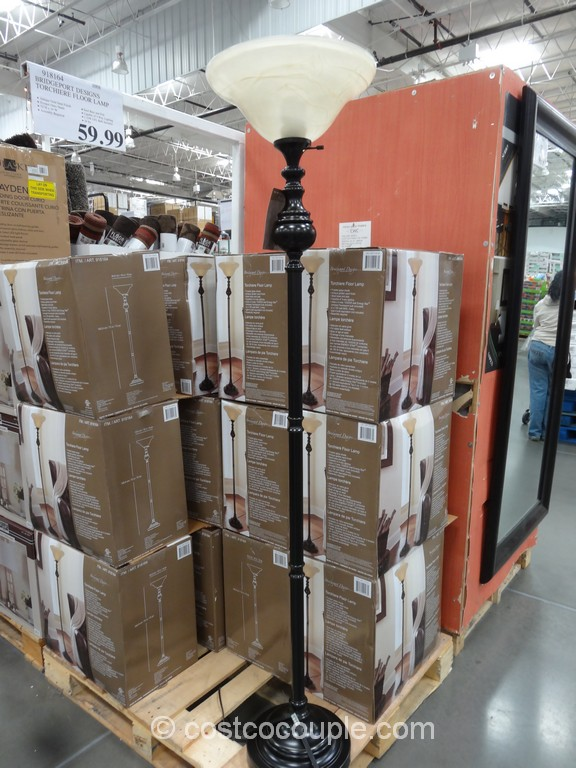 Bridgeport Designs Torchiere Floor Lamp Costco 2