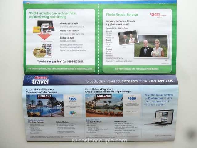 Costco July 2015 Coupon Book 10