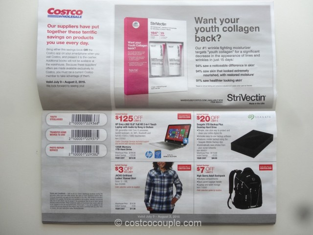Costco July 2015 Coupon Book 2