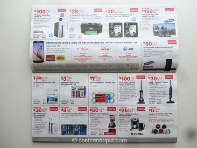 Costco July 2015 Coupon Book 3