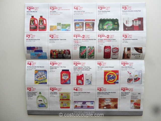 Costco July 2015 Coupon Book 6