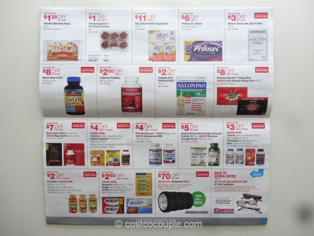 Costco July 2015 Coupon Book 7