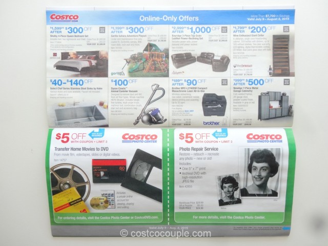Costco July 2015 Coupon Book 9