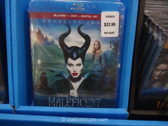 Disney Assorted DVDs Costco 3