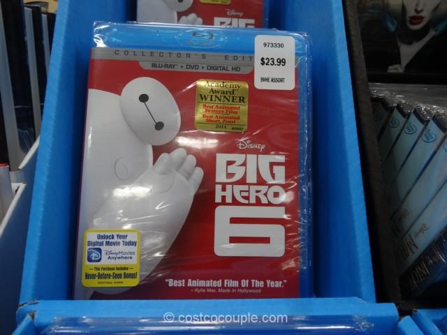 Disney Assorted DVDs Costco 4