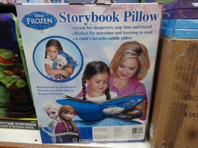 Disney Storybook Pillow Costco 1
