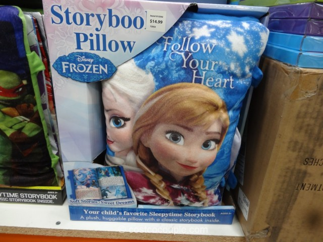 Disney Storybook Pillow Costco 2