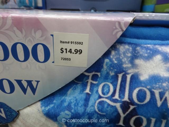Disney Storybook Pillow Costco 3