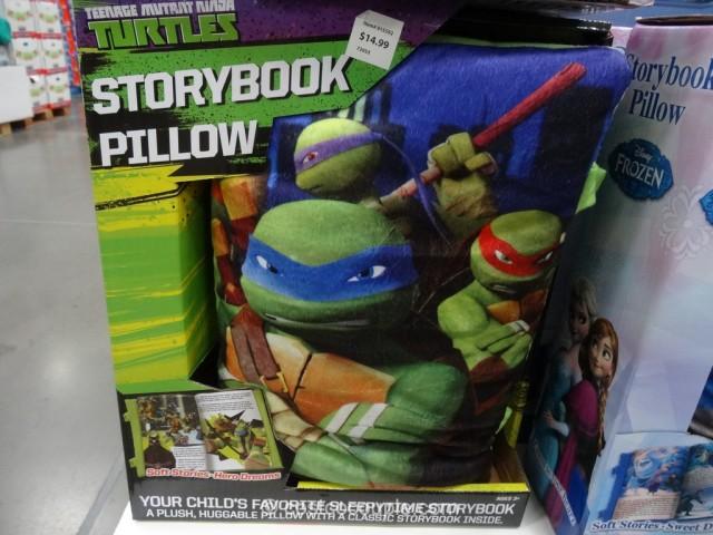 Disney Storybook Pillow Costco 4