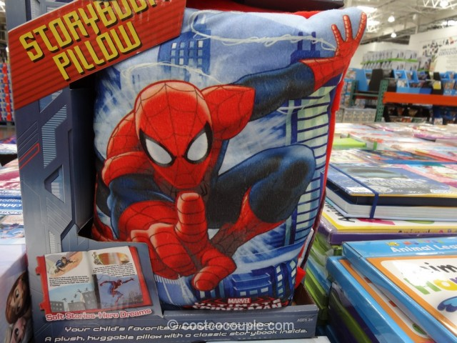 Disney Storybook Pillow Costco 5
