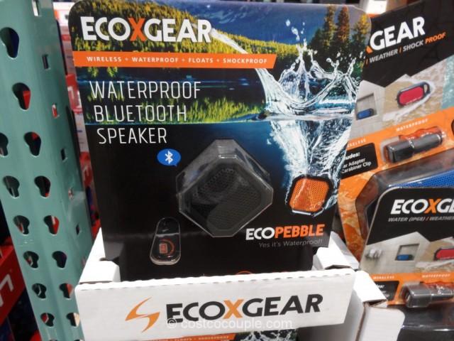 EcoPebble Waterproof Bluetooth Speaker Costco 2
